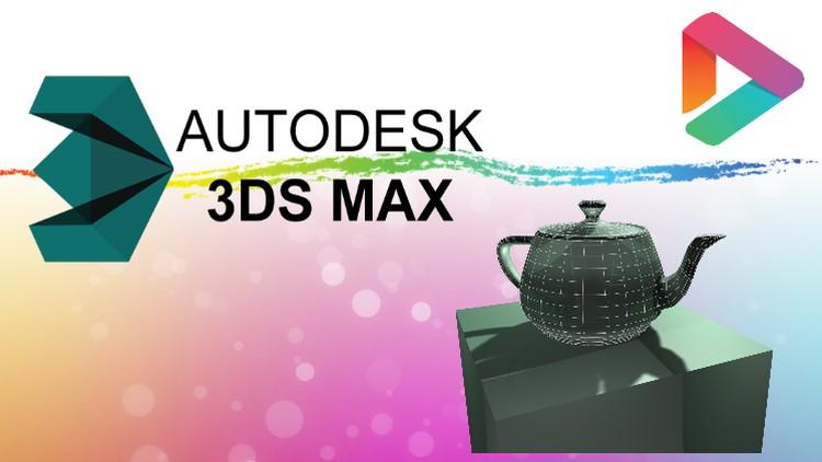 3ds Max 2021: Modelleme ve Animasyon Sanatı