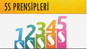 5S Prensipleri