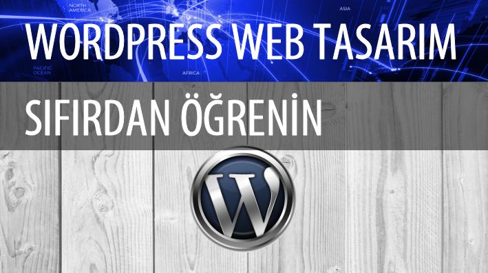 WordPress ile İnternet Sitesi Tasarımı