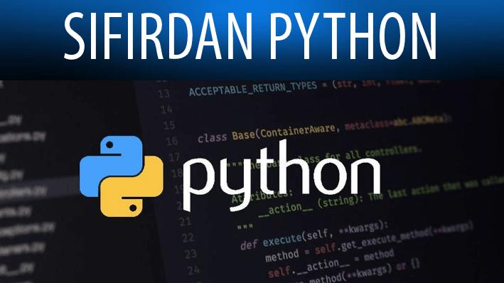 Sıfırdan İleri Python Programlama