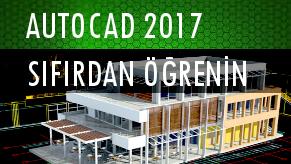 AutoCAD 2017 Eğitim Seti