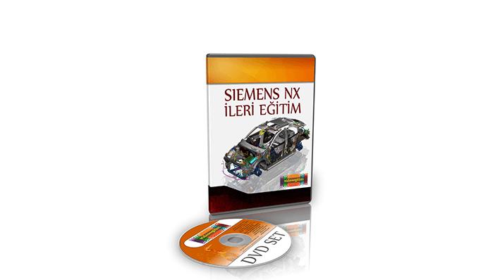 Siemens NX 10+CAM İleri Eğitim Seti