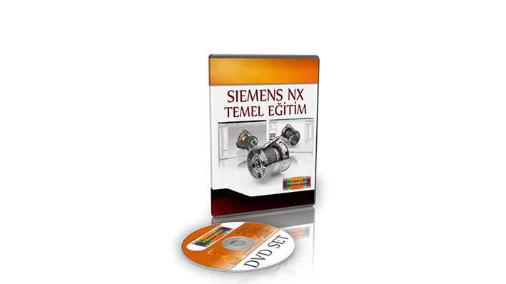 Siemens NX 10 Temel Eğitim Seti