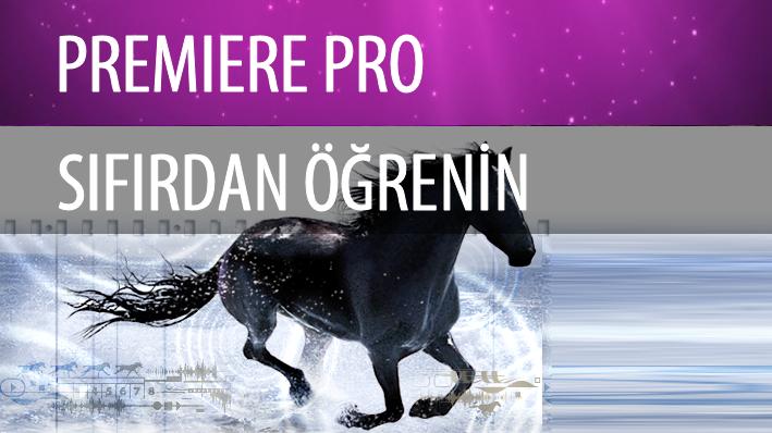 Premiere Pro Sıfırdan Öğrenin