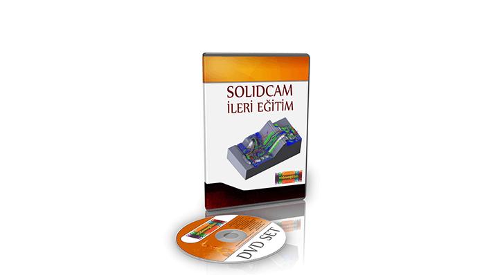 SolidCAM 2014 İleri Eğitim Seti