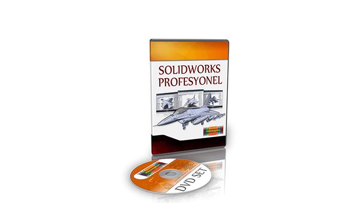 SolidWorks Profesyonel Eğitim Seti