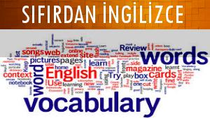 Sıfırdan İngilizce Öğreniyorum