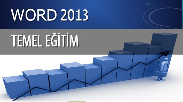 Word 2013 Temel